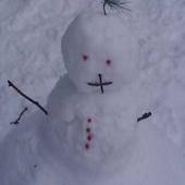 90+ snowmen