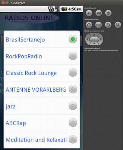 Radios Web Online Livre