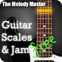 Guitar Scales & Jam Free logo