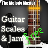 Guitar Scales & Jam Free Improved Loading