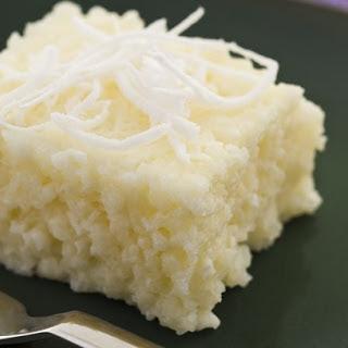 White Pudding (Cuscuz Branco)