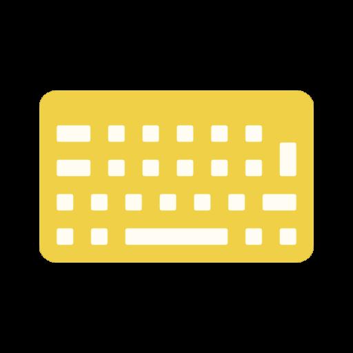 KeyEvent / Keyboard Debugger LOGO-APP點子