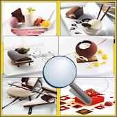Find Differences - Dessert