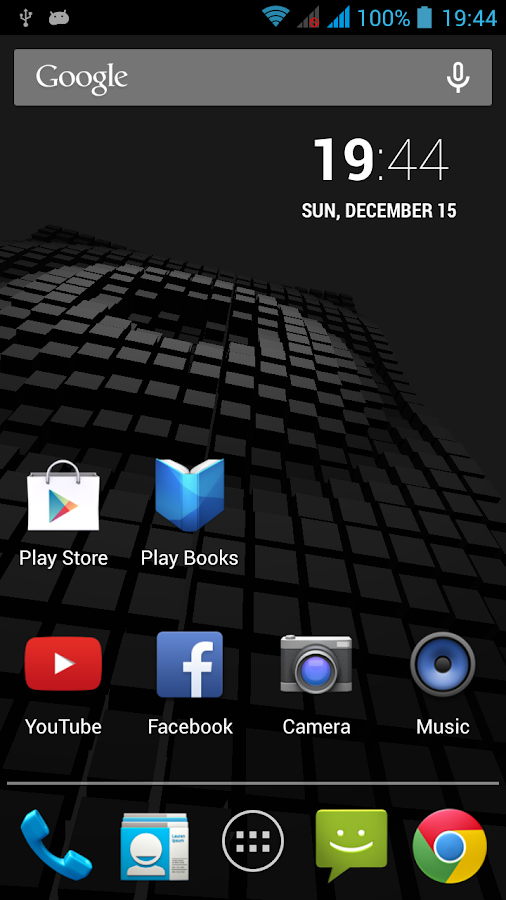 AnyQube Live Wallpaper FREE - screenshot