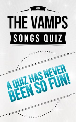 The Vamps - Songs Quiz