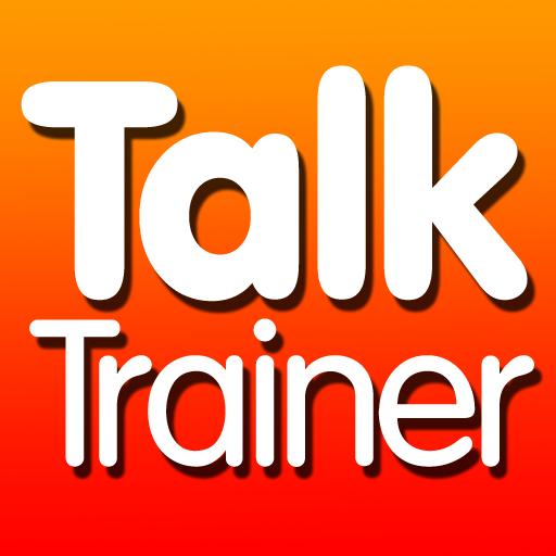 TalkTrainer Conversation Aid 社交 App LOGO-APP試玩