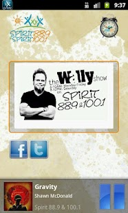 Spirit 88.9 & 100.1 - screenshot thumbnail