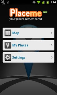 Placeme - screenshot thumbnail