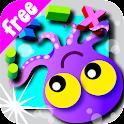 Wee Kids Math Path Free icon