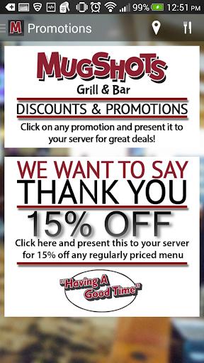 Mugshots Grill Bar