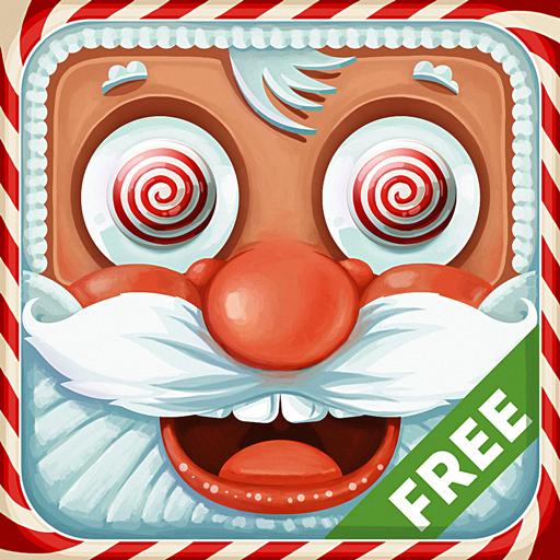 运行圣诞老人 - 糖果爬 街機 App Store-愛順發玩APP