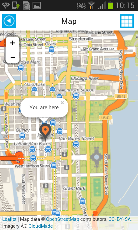 Chicago Offline Map Amp Guide  Android Apps On Google Play