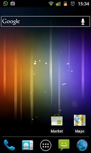 Ice Cream Sandwich Live WP- screenshot thumbnail