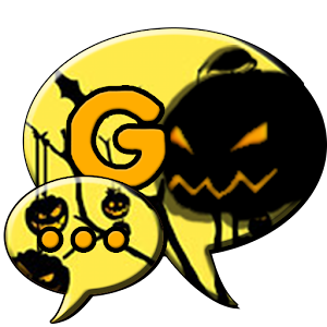Go Sms Pro Theme Halloween Android Apps On Google Play
