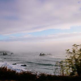Big Sur by Cody Coker - Landscapes Beaches ( sand, beaches, waves, sunset, california, caves, sunrise, bigsur,  )
