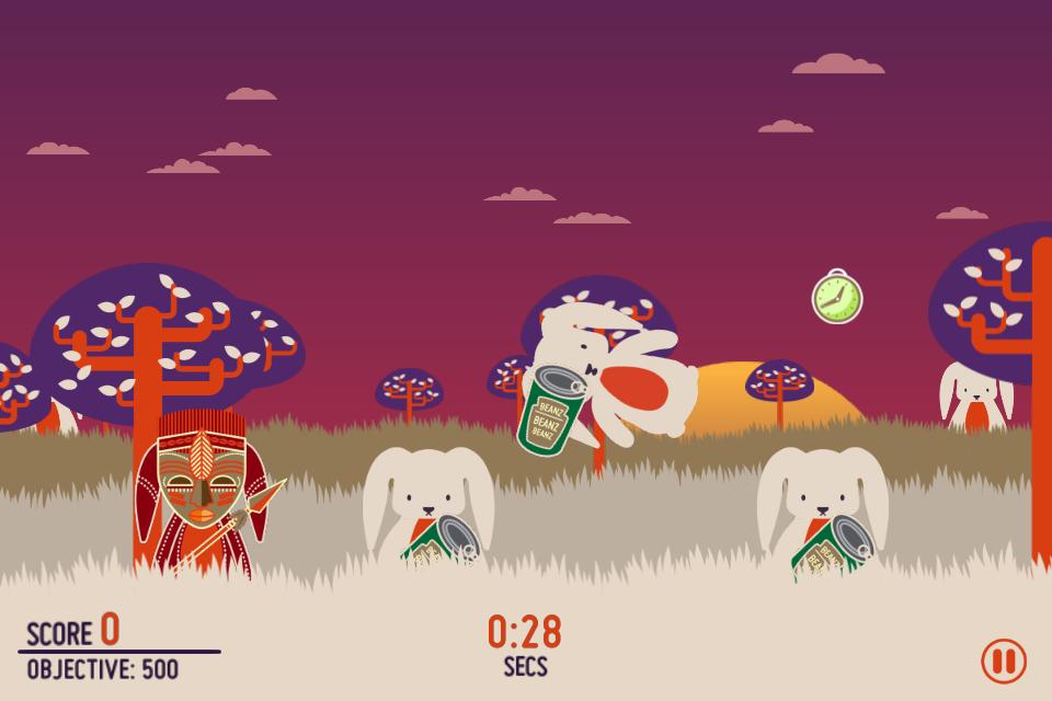 Bunny Bonker - screenshot