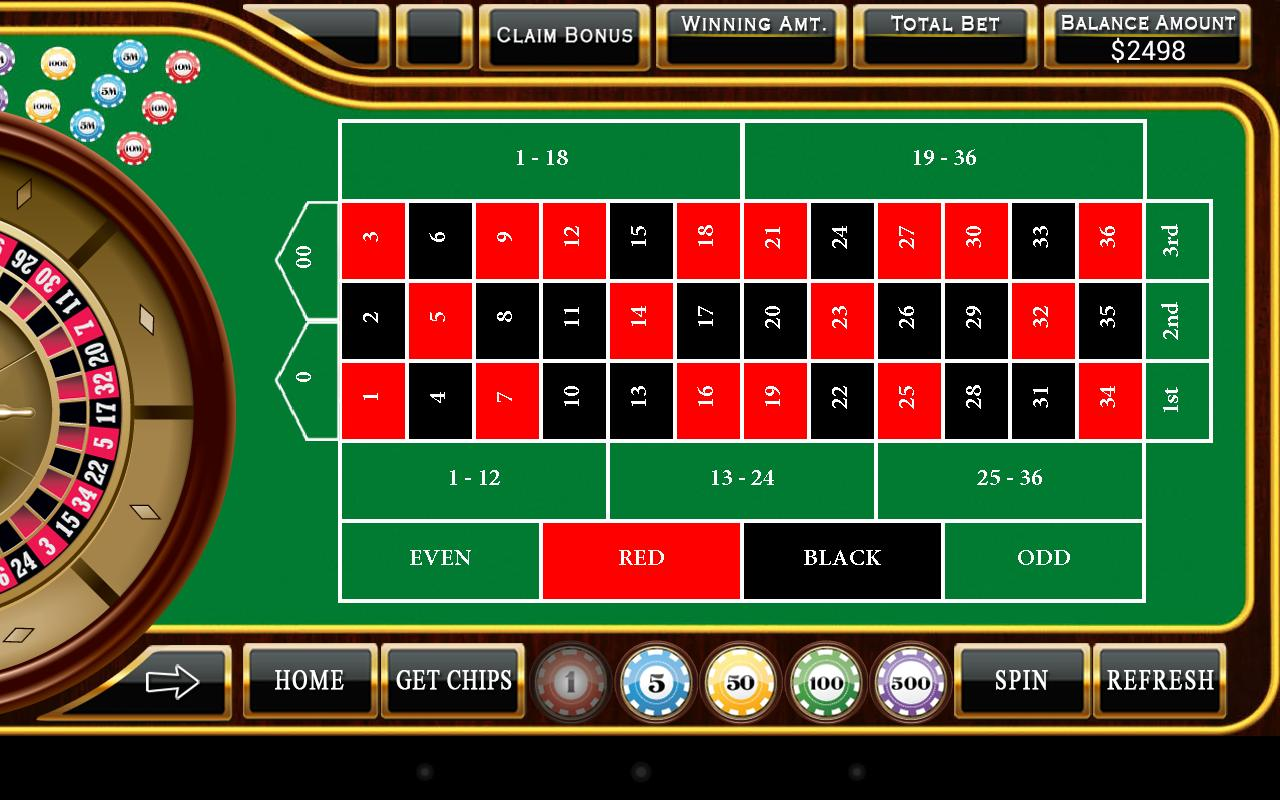 Download roulette casino style! Apk latest version game for.