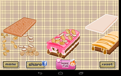 Candy Bar Dressup 2 screenshots 4