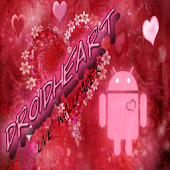 Live Wallpaper - AnDroid Heart