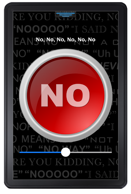 Just Say NO! - screenshot