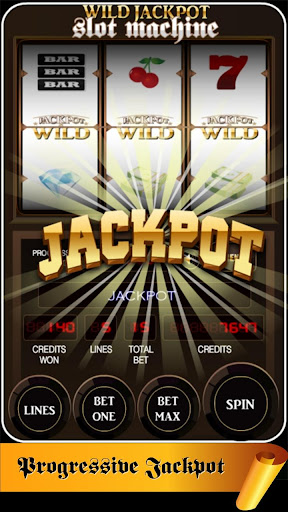Wild Jackpot Slot Machine