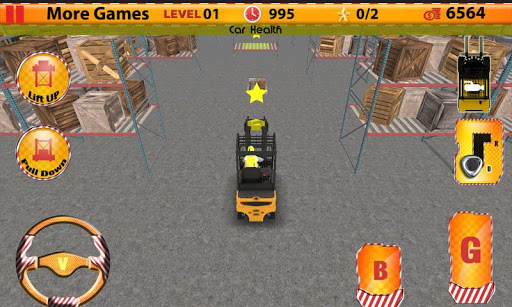 Extreme Forklift Challenge 3D 1.4 screenshots 1