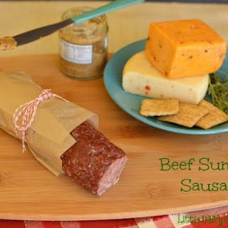 Beef Summer Sausage Recipes.