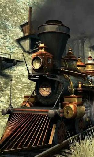 Western Railway live wallpaper