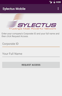 Sylectus Mobile - screenshot thumbnail