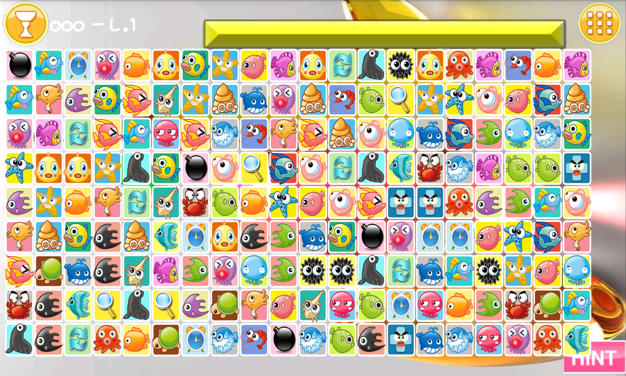 Game onet fruit - Onet Connect Game Screenshot