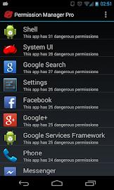 Permission Manager Screenshot 4