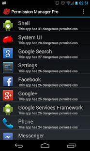 Permission Manager - screenshot thumbnail