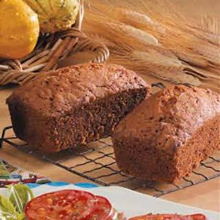 Mini Zucchini Bread.
