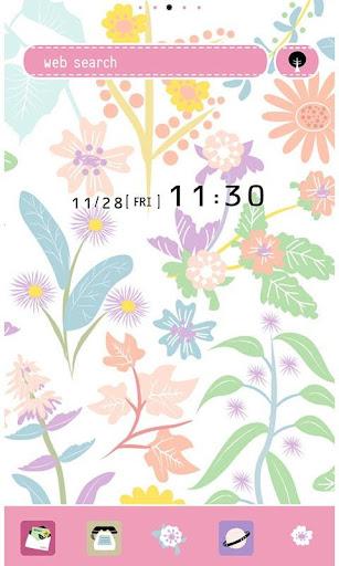 Flower Theme Nordic Flowers 1.0.1 Windows u7528 1
