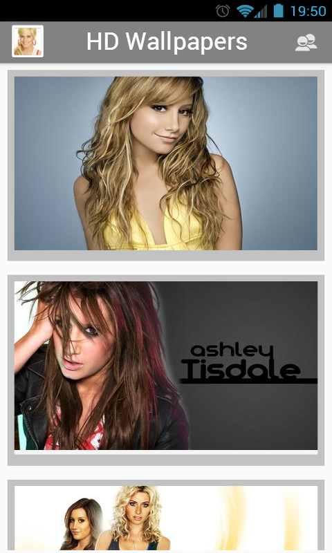 Ashley Tisdale HD Wallpapers - screenshot