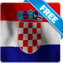 Croatia flag lwp Free icon