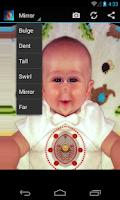 Screenshot of FunMirror