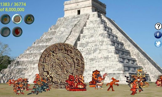 Stop the Maya - screenshot thumbnail