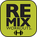 Remix Workouts Hand Weights icon