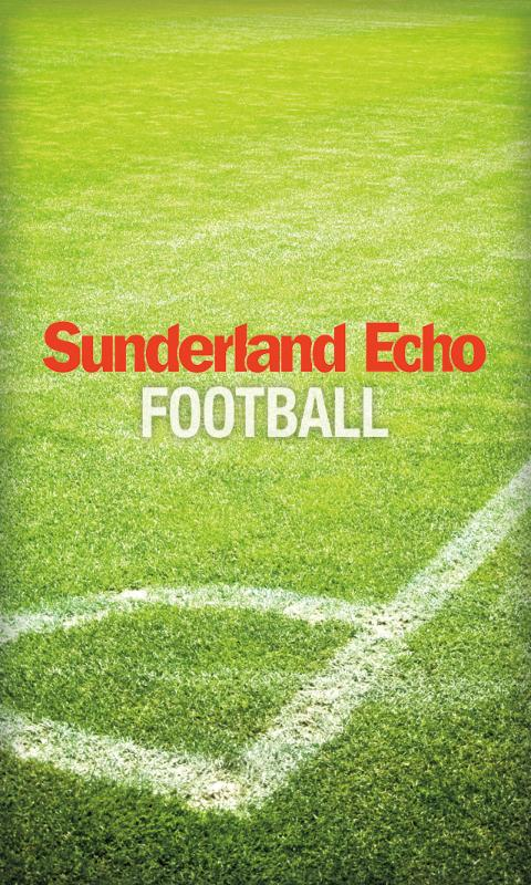 Sunderland Echo Football app - screenshot