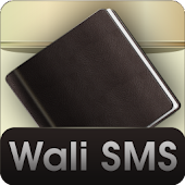 Wali SMS Theme: Dark Brown