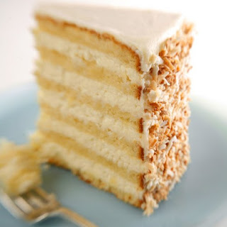 Ultimate Coconut Cake.