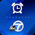 ABC7 Los Angeles Alarm Clock icon