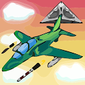 Jet Fight UFO icon