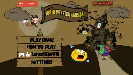 可怕的怪物大厦 玩休閒App免費 玩APPs