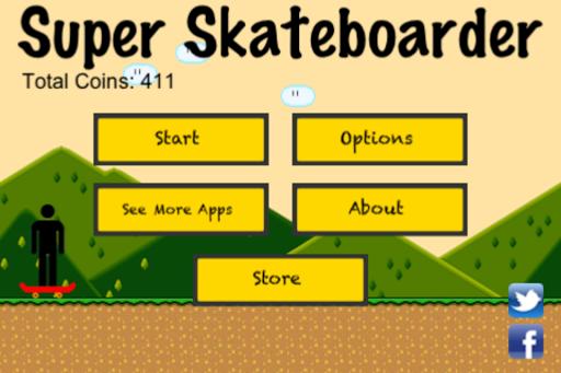 Super Skateboarder