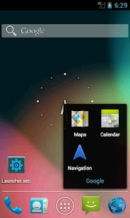 Holo Launcher for ICS Screenshot
