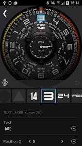 WatchMaker Premium Watch Face 4.0.0 (build 2240002)
