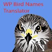 WP Bird name translator