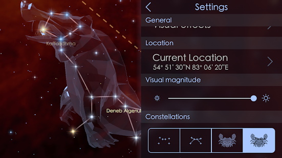 Star Walk 2 - Night Sky Guide Screenshot 20